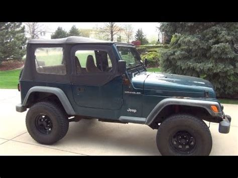 how to put on jeep wrangler top tutorial guide to set