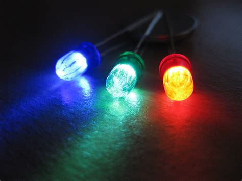 make your own led l make your own colored leds all