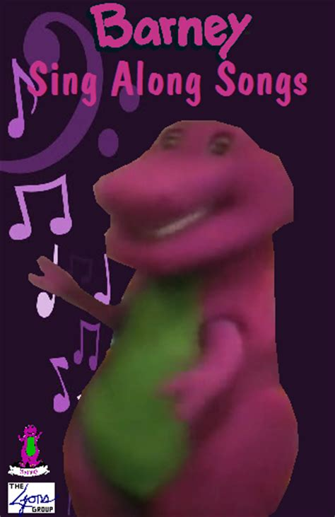 barney and the backyard gang theme song barney sing along songs custom barney episode wiki