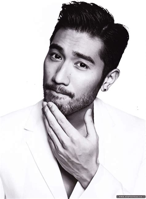 Gao Search Godfrey Gao Search Hair Style For Him 긴 머리 및 헤어