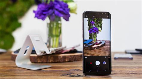 Samsung Galaxy Plus Kamera Depan a starter guide to taking the best photos with the galaxy s8 the verge