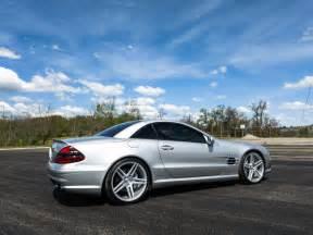 2003 mercedes r230 sl55 amg on r20 niche wheels