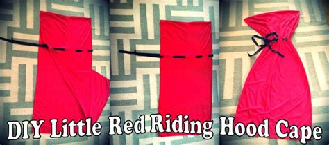 simple pattern for red riding hood cape easy diy hooded cape buckets red riding hood and diy cape