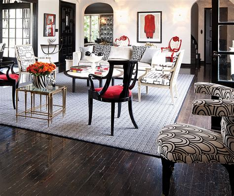 Color combinations the sophisticated elegance of red black and white