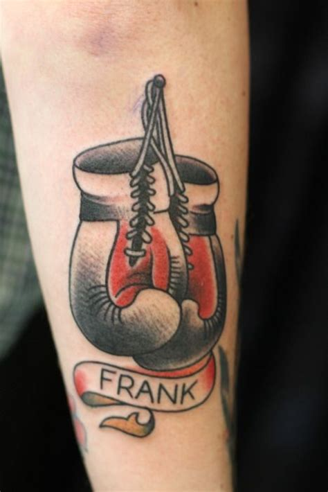 tattoo arm gloves 17 best ideas about boxing tattoos on pinterest boxing