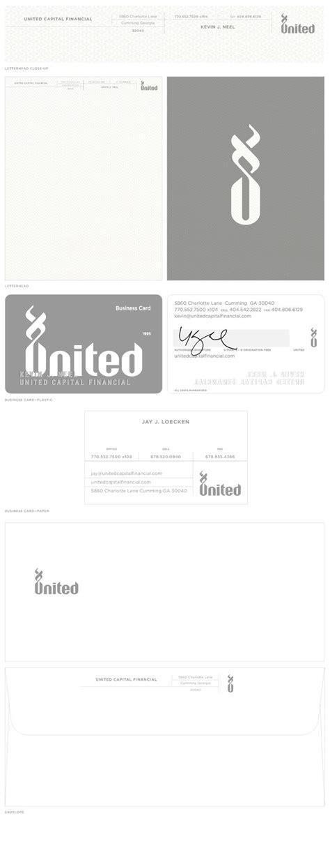 graphis logo design 8 united capital financial branding by ferreira design