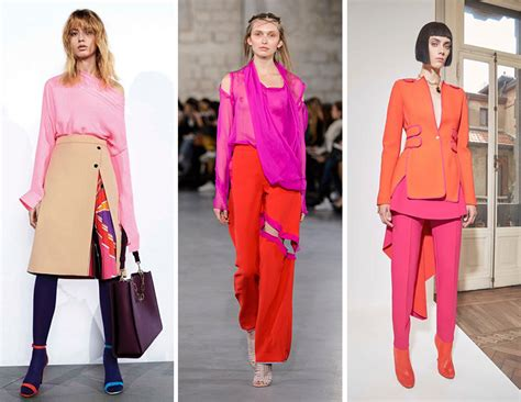 color blocking color blocking