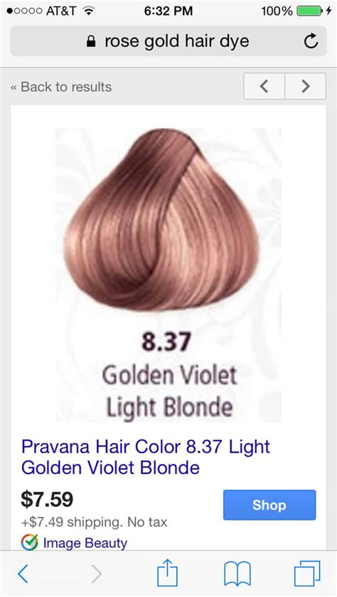 rose gold hair pravana rose gold from pravana hair pinterest roses gold