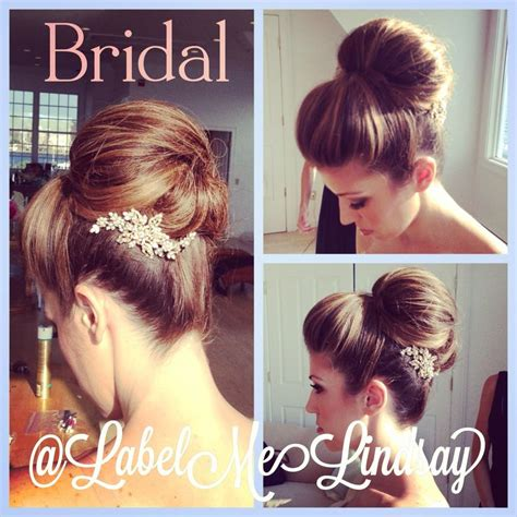 Wedding Hairstyles Big Bun by Is This Updo Big High Weddingbee