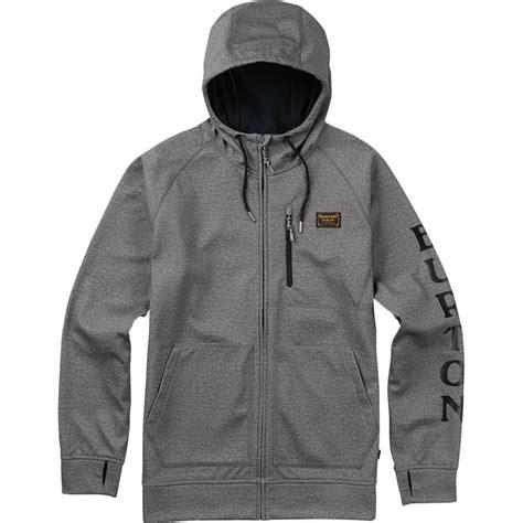 Jaket Hoodie Zipper Burton burton bonded zip lite hoodie s backcountry