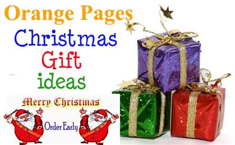 orange pages shop