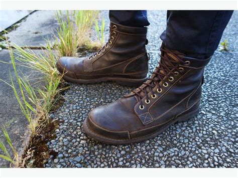s earthkeepers original leather 6 inch boots timberland s earthkeepers rugged original leather 6