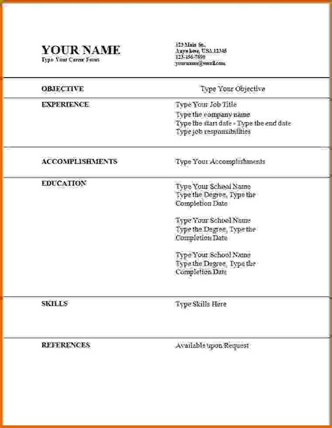 resume template layout word download cover letters for how to
