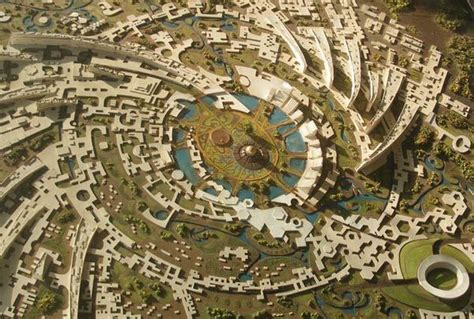 Home Architecture Design For India by L Avenir D Auroville Also Known As Tdc Town