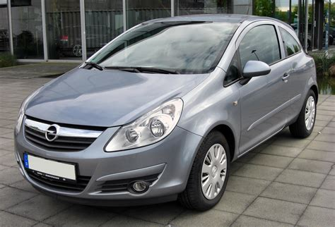 pictures of opel corsa opel corsa pictures information and specs auto