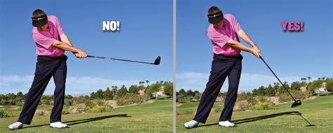 golf swing club face the truth about ball flight golf tips magazine