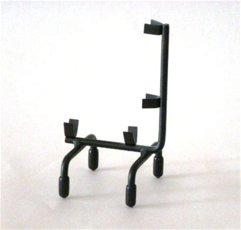 Corner L Stand by Small Quot L Quot Corner Table Metal Display Stand