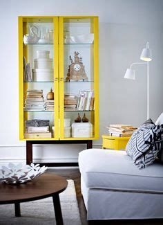 ikea yellow credenza ikea stockholm sideboard white pinterest ikea