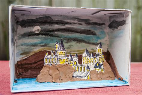 shoe box book report ideas how to make a diorama for a book report dioramas books