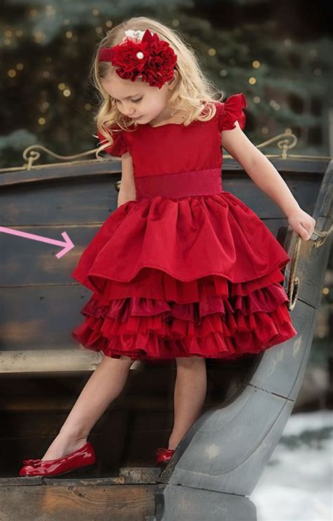 25 best ideas about girls christmas dresses on pinterest