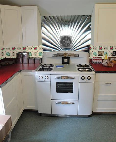 Kitchen Antique White Cabinets by Wallpaper The Backsplash Deb Wants Our Help With Her
