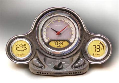 atomic motor clock  weather forecaster