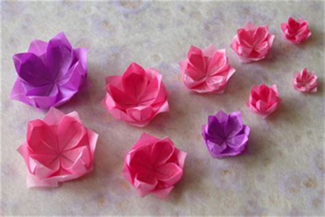 How To Make A Origami Lotus - 205 sis origamis origami para docinhos