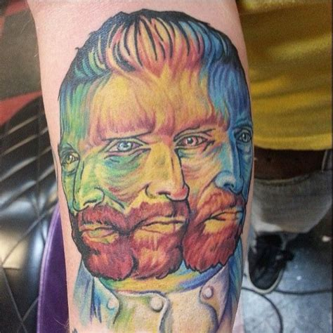 van gogh sunflower tattoo gogh search tattoos ideas