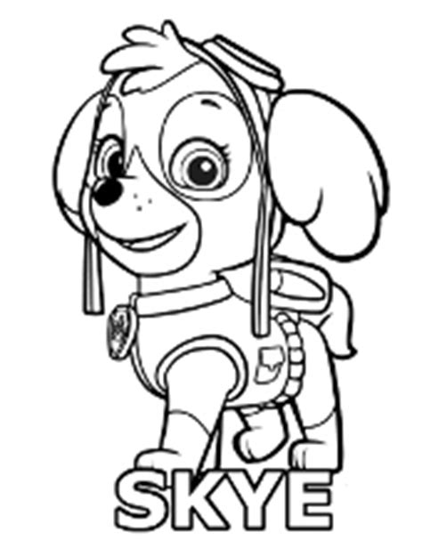 paw patrol spring coloring pages paw patrol in adventure bay to color for children rescue dogs