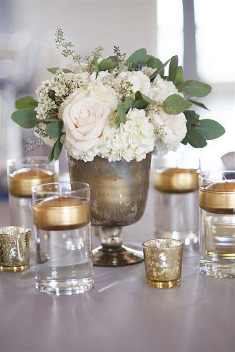 Simple Centerpieces To Make 20 Budget Friendly Wedding Centerpieces
