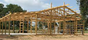 barn home construction pole barn construction and building your own home