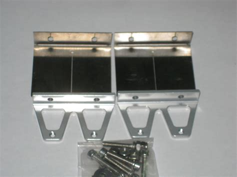 trim tabs for aluminum boat aluminum trim tabs with stainless steel plates 47x57 mm rc