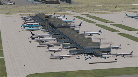 airport design editor fsx incheon international airport for fsx