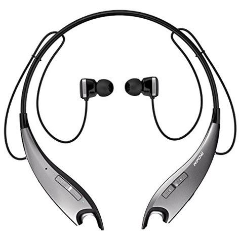 Headset Jaws mpow jaws v4 1 bluetooth headphones wireless neckband