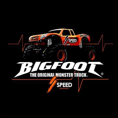 bigfoot monster truck t shirts speedenergy black shirt bigfoot