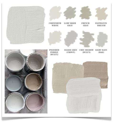 10 rooms the difference between gray grey warm grey beige greige and taupe shades of