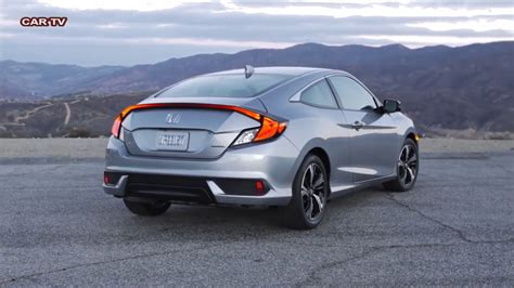 civic coupe 2018 great car 2018 honda civic coupe overview