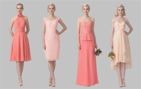 Bridesmaid Dresses 2018 Summer - 16 cheap chiffon lace bridal bridesmaid dresses