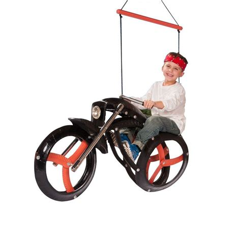 tire swing home depot m m sales enterprises swings slides gyms chopper ride n