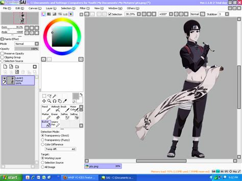 paint tool sai official website paint tool sai by kawaiimuffen on deviantart