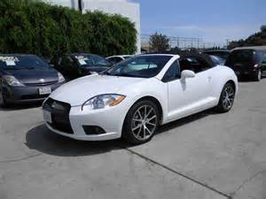 Mitsubishi Spyder Eclipse For Sale Used 2012 Mitsubishi Eclipse Spyder For Sale Carsforsale