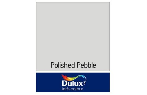 polished pebble light grey dulux paint home inspiration