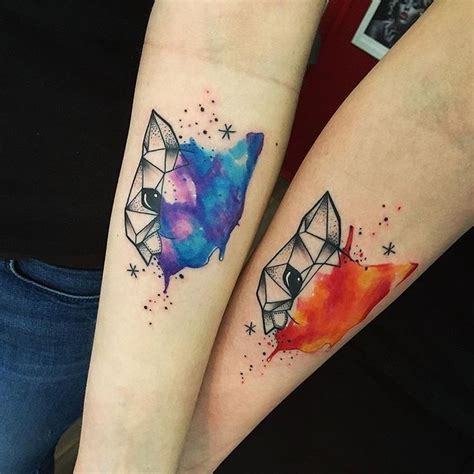 geometric cat tattoo best 25 geometric cat ideas on
