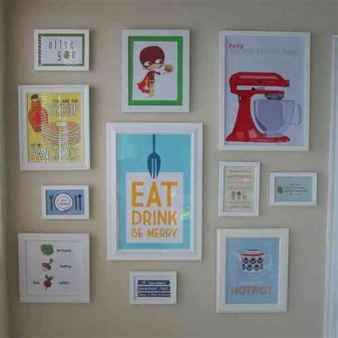 kitchen decor for walls diy kitchen wall decor decor ideasdecor ideas
