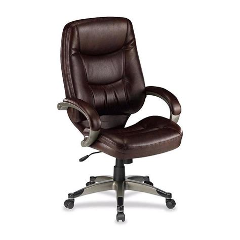 Lorell Executive High Back Chair by Lorell Westlake Series Executive High Back Chair