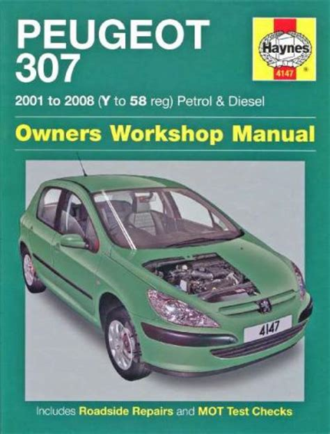 what is the best auto repair manual 2008 volkswagen jetta electronic toll collection peugeot 307 2001 2008 haynes service repair manual sagin workshop car manuals repair books
