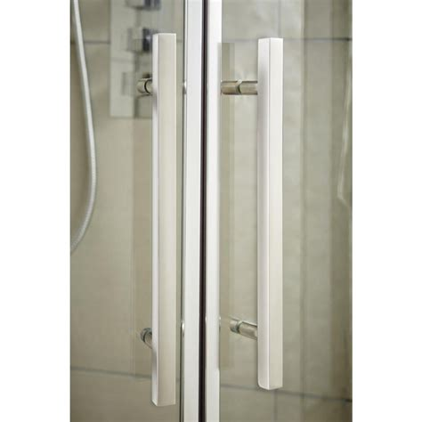 Apex 760mm Hinge Shower Door Shower Enclosures Direct Direct Shower Door