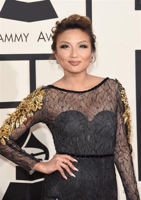 jeannie mai 2015 celebrity photos a grammy awards in
