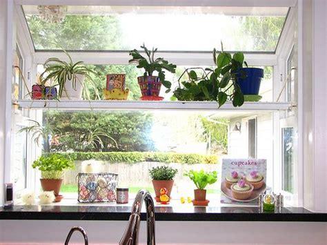 pictures  kitchen garden windows residential