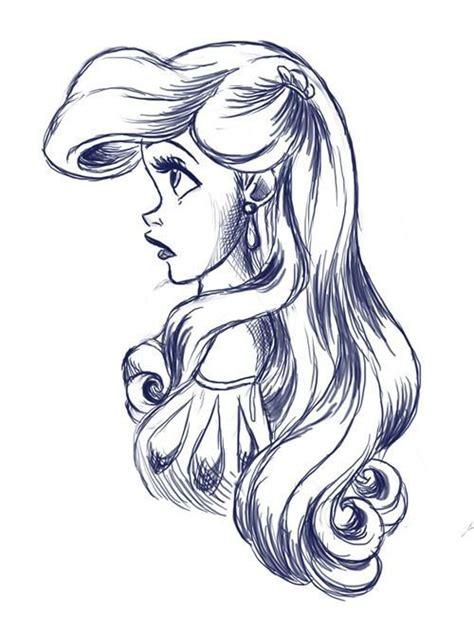 17 Best Ideas About Princess Drawings On Pinterest Disney Princess Ariel Drawings